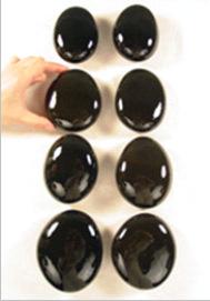 Большие камни для массажа