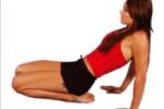 ПИР передней бедренной мышцы