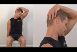 ПИР для мышц шеи