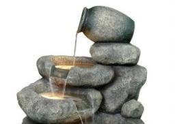 Даосское упражнение «Чертить камнем по кувшину»,