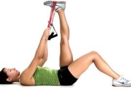 ПИР для подколенной мышцы.