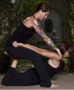 Формы и не формы тайского массажа