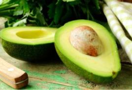Две стороны авокадо